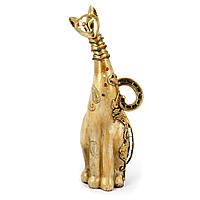 Фигурки кошек из полистоуна в египетском стиле ZHS74331-A