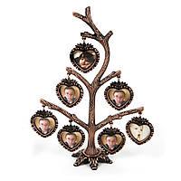 Рамка для фото генеалогическое дерево с фоторамками семейное дерево YLSV031