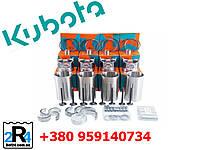 Запчасти к двигателям Kubota -  Кубота