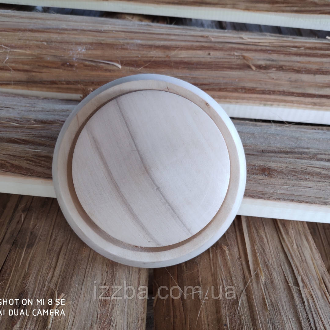 Заглушка ветеляционная круглая