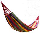 Гамак для дачи подвесной 190x80 (радуга), фото 2