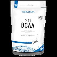 Аминокислоты Nutriversum BCAA 2:1:1, 500 g