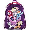 LP18-531M Ранец школьный каркасный KITE 2018My Little Pony 531