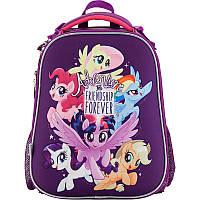 LP18-531M Ранец школьный каркасный KITE 2018My Little Pony 531, фото 1