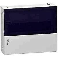 Щит навесной Mini Pragma 12 модулей прозрачная дверь (MIP12112S)