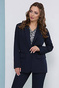 Пиджак1817 темно-синий