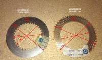 ZL30-032104 / ZL30-032103 Фрикционные и зубчатые диски КПП ZL20/BS428