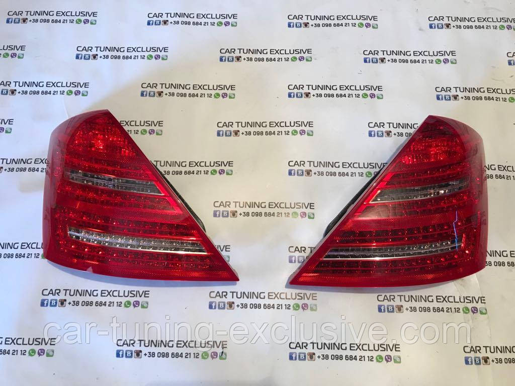 Tail lights for Mercedes S-class W221