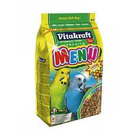 Vitakraft Menu корм для волнистых попугаев.