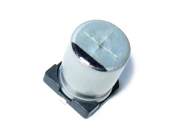220uF 10V 6x5 mm SMD