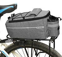 Велосипедная термосумка на багажник