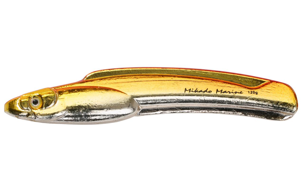 Блесна Mikado Pilker 270гр цвет-103