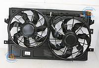 1064001191 Вентилятор радиатора в сборе EMG EC7 (Оригинал) EC7 RV Geely Emgrand, фото 1