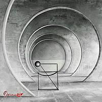 """3D фотообои """"Туннель"""""""