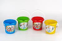 Ведро Toys Plast (ИП 20001)