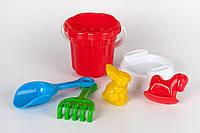Песочный набор Ромашка Toys Plast (ИП 21002)