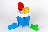 Песочный набор Крепость Toys Plast (ИП 21004)