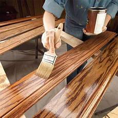 Покрытие на основе масел, воска для деревянных изделий