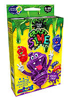 Ручной лизун Crazy Slime Mini фиолетовый (SLM-02-04)