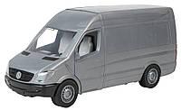 Автомобиль Mercedes-Benz Sprinter грузовой серый (39654)