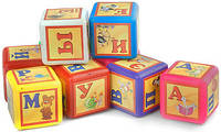 Кубики маленькие Bamsic (028/3)