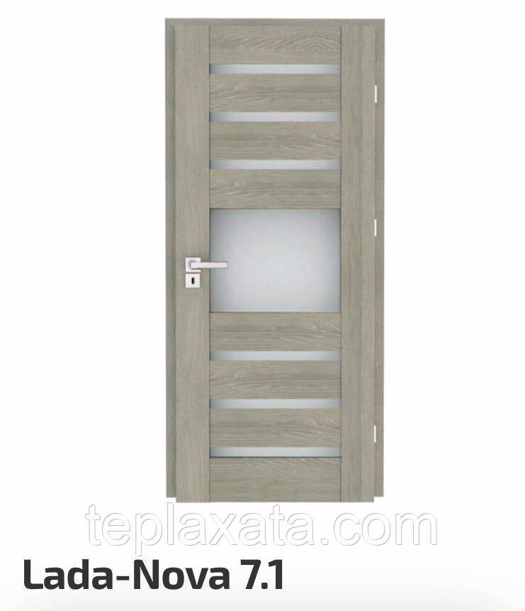 Межкомнатная дверь VERTO Lada NOVA 7.1