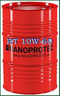 Моторное масло синтетика RT 10W-60, 200 л