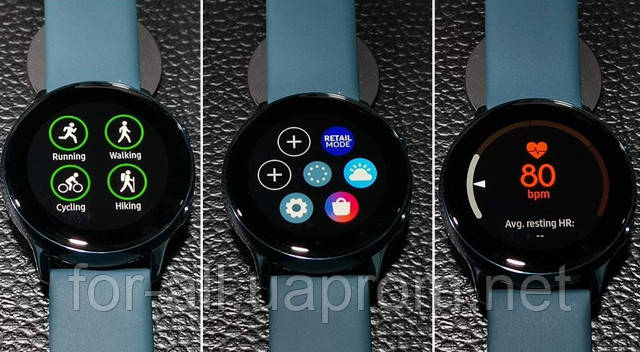Фото Samsung Galaxy Watch