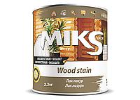 Пропитка для древесины с биоцидом Микс 2,2кг (каштан)
