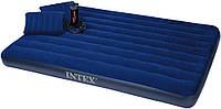 Intex 68765, Надувной матрас 203х152х22 см