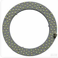 Сменная пластина с диодами Led кольцо для светодиодной лампы лупы с линзой 10 см.