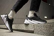 Мужские кроссовки Shark Boost Concept Sneakers Black Grey ( Реплика ), фото 3