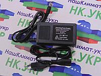 Блок питания 36W, 12V, 3А (36Вт, 12В) В пластиковом корпусе для светодиодных лент, модулей, линеек