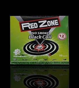 Спираль бездымная от комаров Red Zone 12/уп(СпирКом_RedZone)