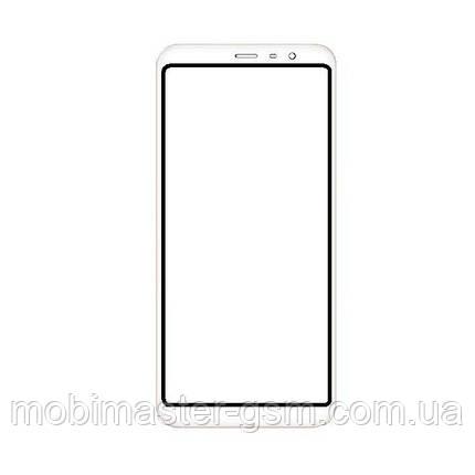 Корпусное стекло на Meizu M6T белое, фото 2