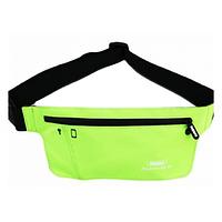 Пояс спортивный Remax Waist Bag YD-03, green
