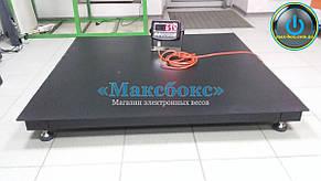 Весы платформенные 1000 кг IP67