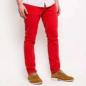 Джинси Bellfield - Linfield Red (мужские джинсы)