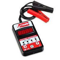 Тестер акумуляторної батареї цифровий 802605