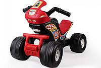 Детский толокар мотоцикл.Детский крутой квадроцикл.Каталка детский мотоцикл.