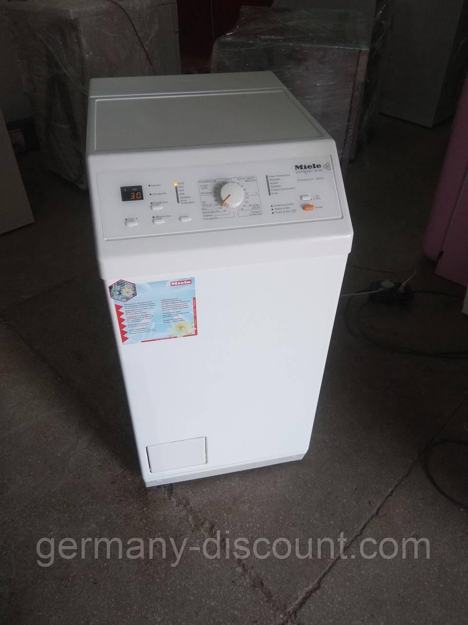 Стиральная машина Miele Softtronic W 168 WPM