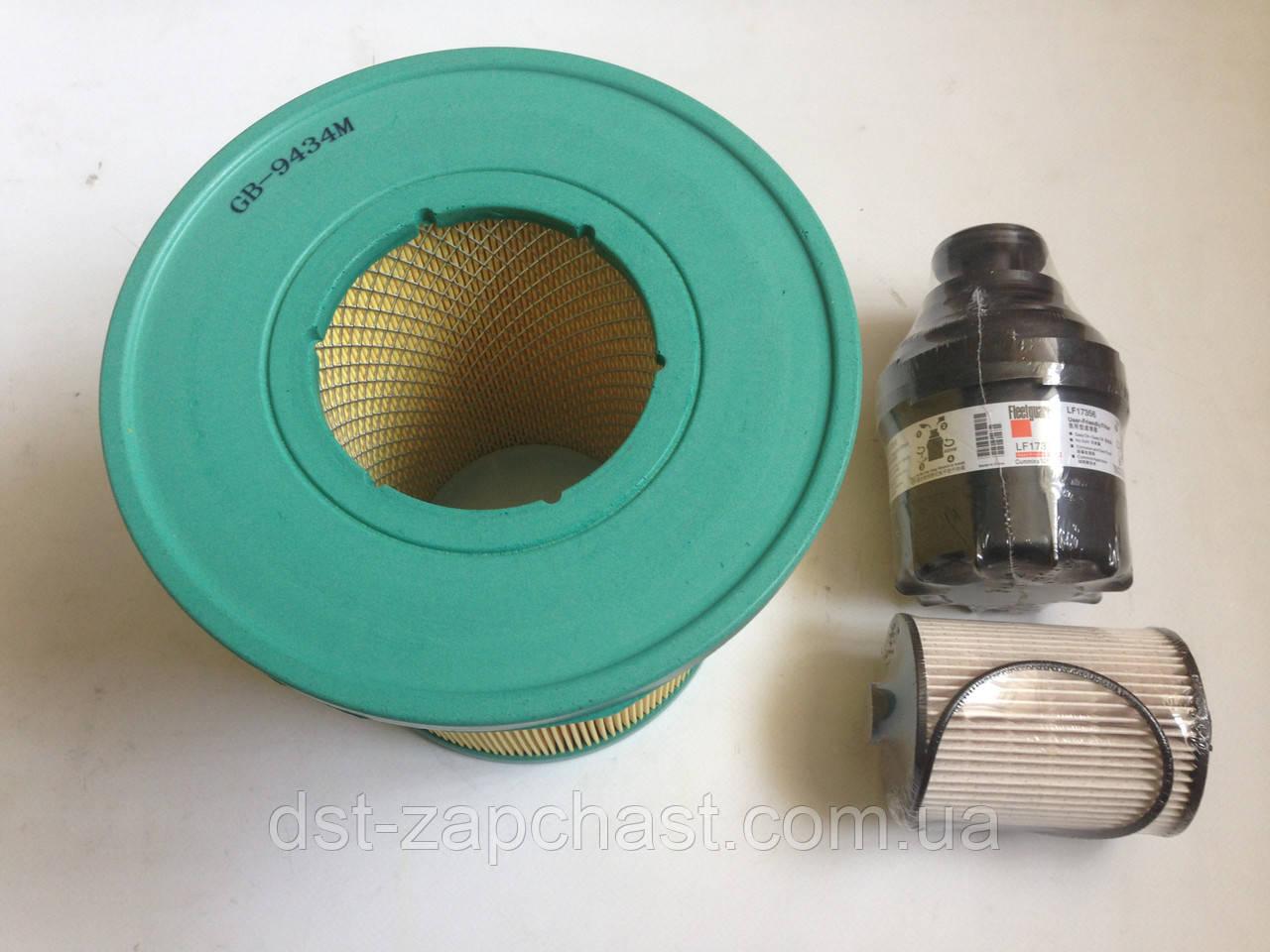 Набор оригинальных фильтров на двигатель Cummins ISF 2.8