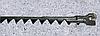 Нож жатки Дон-1500А коса 6 м 3518050-16170-01