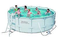 BestWay 56444 Каркасный бассейн (427х122 см)