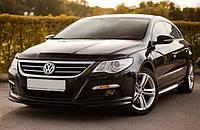 Дефлектор капота (мухобойка) Volkswagen PASS CC 2008- Код:74604275