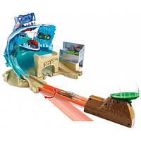 Игровой набор Побег от акулы Hot Wheels (FNB21)