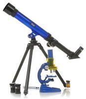 Микроскоп и телескоп CQ 031