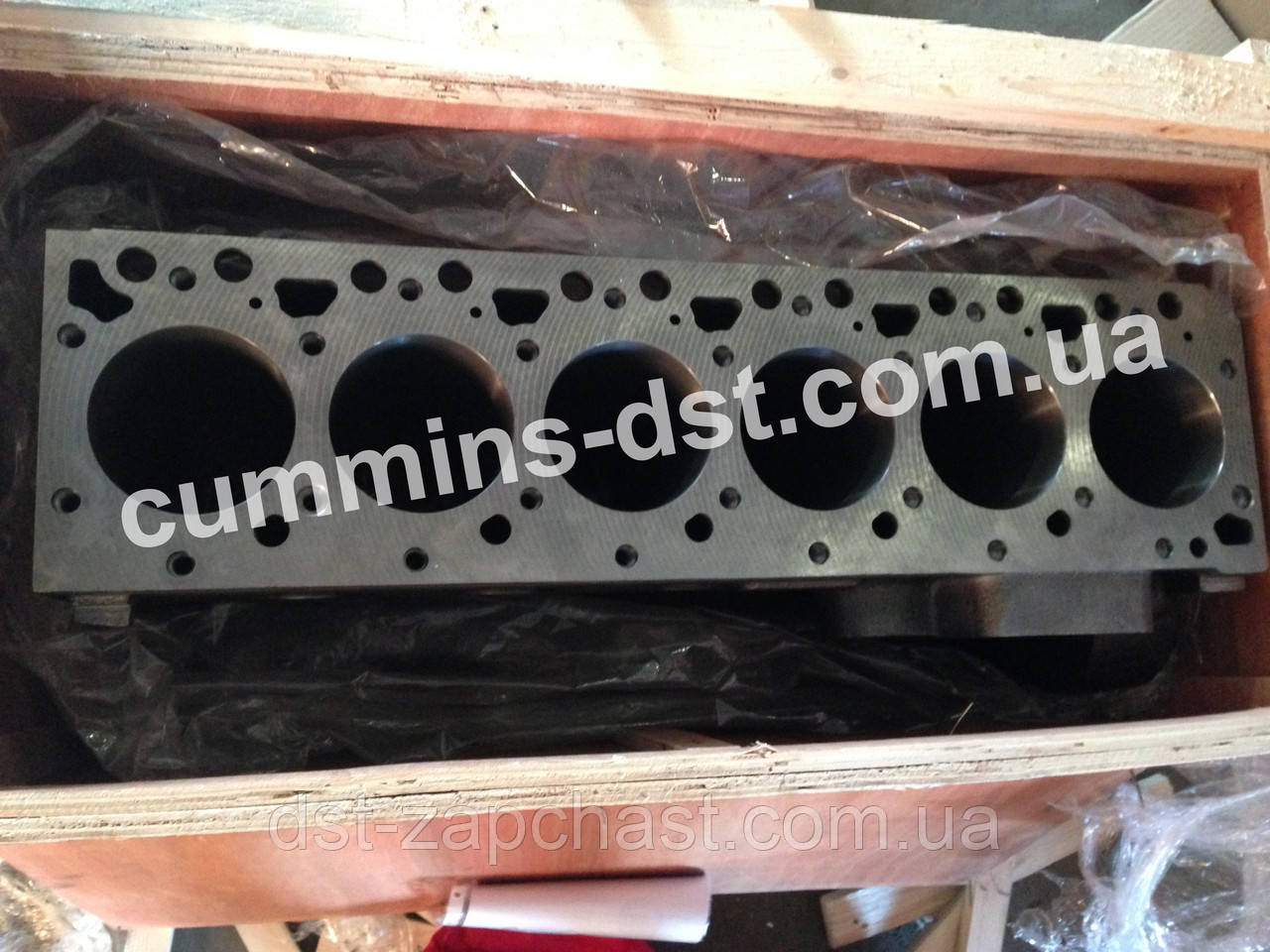 Блок цилиндров для двигателя Cummins 6B5.9 3935943/3935936/3802674/3931822