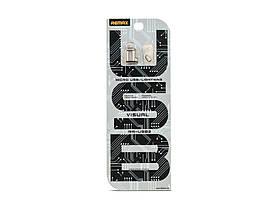 Переходник Remax Visual RA-USB2 Micro-USB Lightning