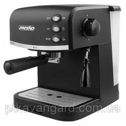 Кофеварка компрессионная 850 Вт, 1,5 л, 15 бар Mesko MS 4409